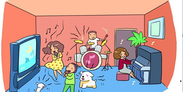 家居小噪音大危害,你给孩子安静的环境了吗?听力宝噪音测试来帮忙