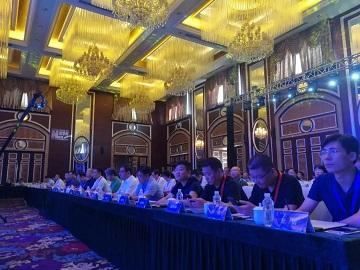 豆听科技胡拥军主题演讲,便携式听力检测仪闪耀2018中国创博会